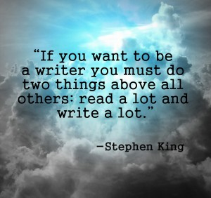 Stephen King Writing Quote Annalisa Parent Stuck in writing solutions writing tips