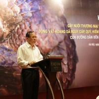 Commercial Farming and Trade in Endangered Species in Vietnam - A Shortcut to Extinction