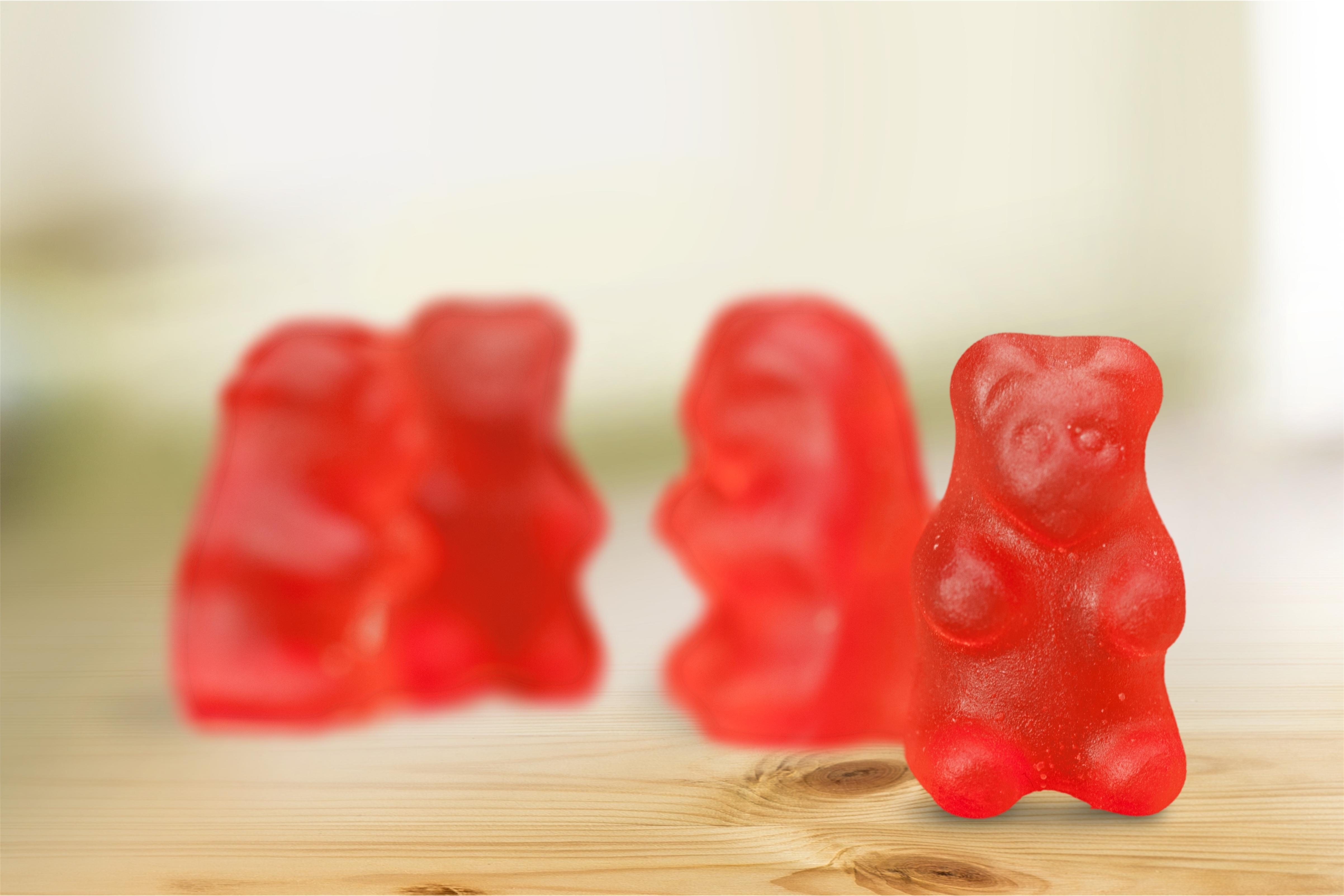 Gummy Bear Rorschach