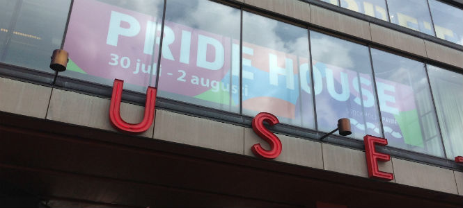 Hbt-liberaler anordnade seminarium i Pride House