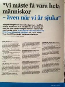 Texten i Nu, klicka för att läsa.