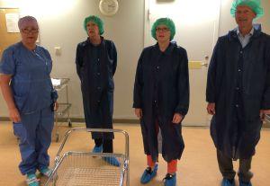 Medarbetare, Annika Sandström, Anna Starbrink, Anders Boman