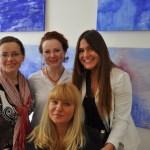 Anna Stark Salon Ausstellung