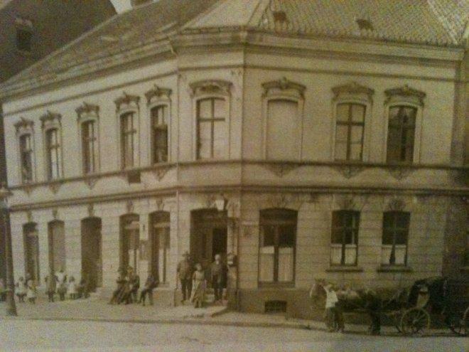 Das Hotel Wiesmann an der Castroper Straße in Bochum