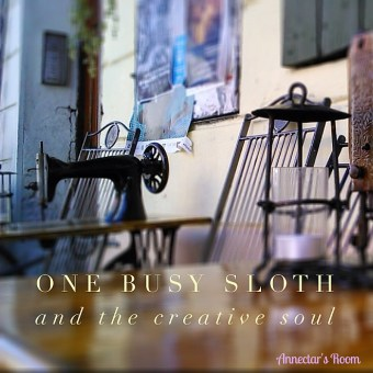 One Busy Sloth and the Creative Soul