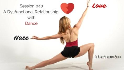 Dysfunctional Relationship podcast Monika Volkmar
