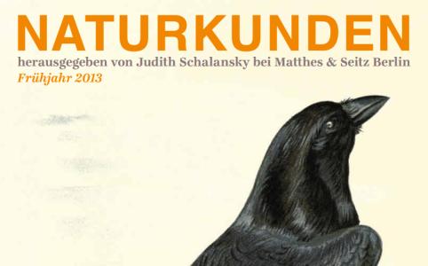 Matthes Seitz Berlin Naturkunden