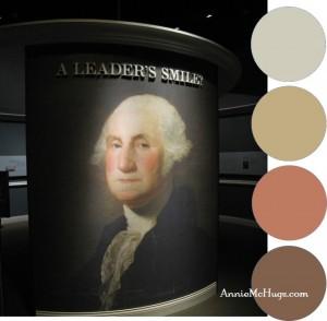 George Washington at Mount Vernon Exhibit