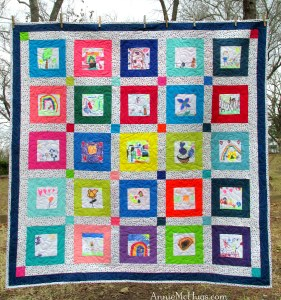Kanes School Donation Quilt 2017