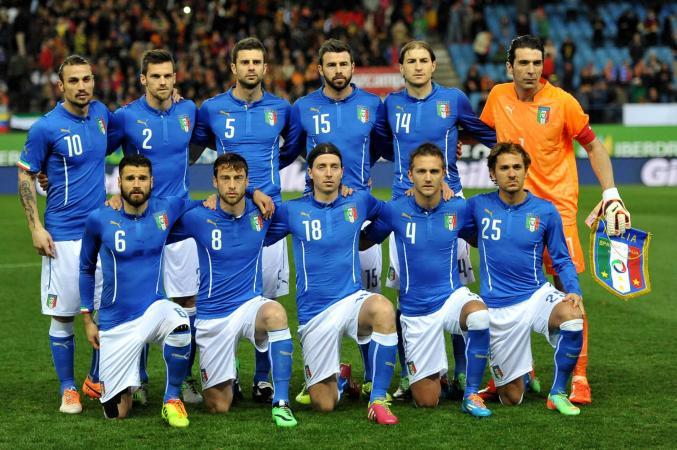 Le 32 protagoniste - Puntata no.7 - Italia
