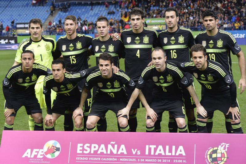 Le 32 Protagoniste – Puntata no.17 – Spagna
