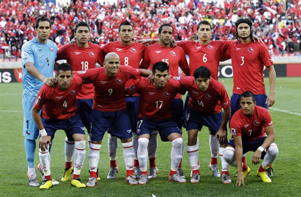 Le 32 Protagoniste – Puntata no.19 – Cile