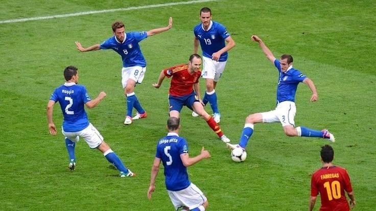 EURO2016 – Il Girone D (Spagna, Turchia, Croazia, Rep. Ceca)