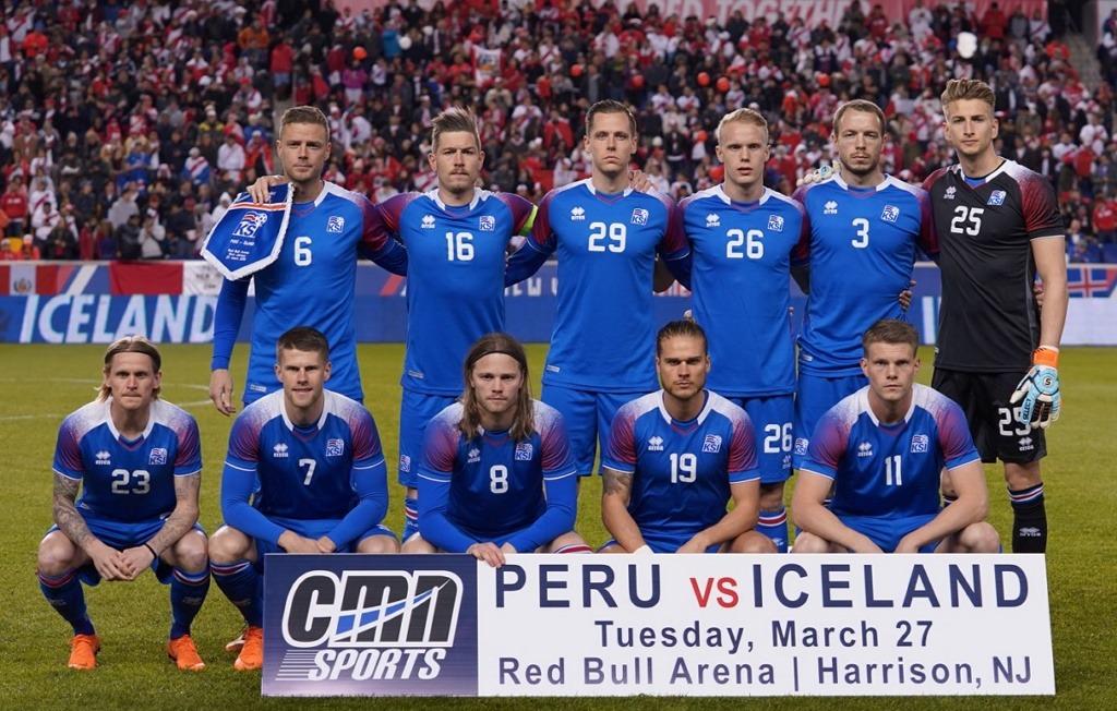 Le 32 protagoniste – Puntata no.16 – L'Islanda