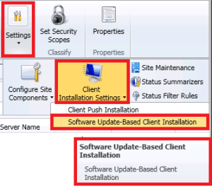 system center 2012 configuration manager system center 2012 configmgr2012  How to Automatically Upgrade SCCM ConfigMgr 2012 Clients to Newer Version