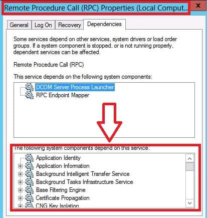 windows active directory  Microsoft RPC Remote Procedure Call and End Point Mapper Details with Network Trace Examples