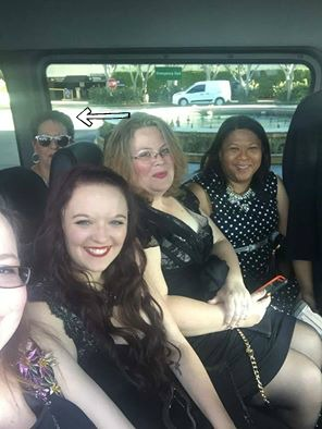 shuttle to red carpet