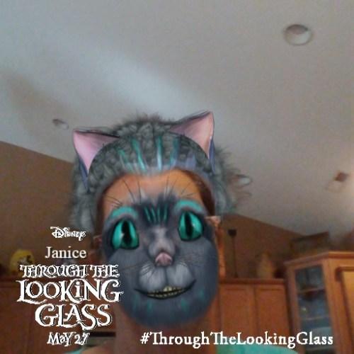 Alice Through Looking Glass Dessert Ideas