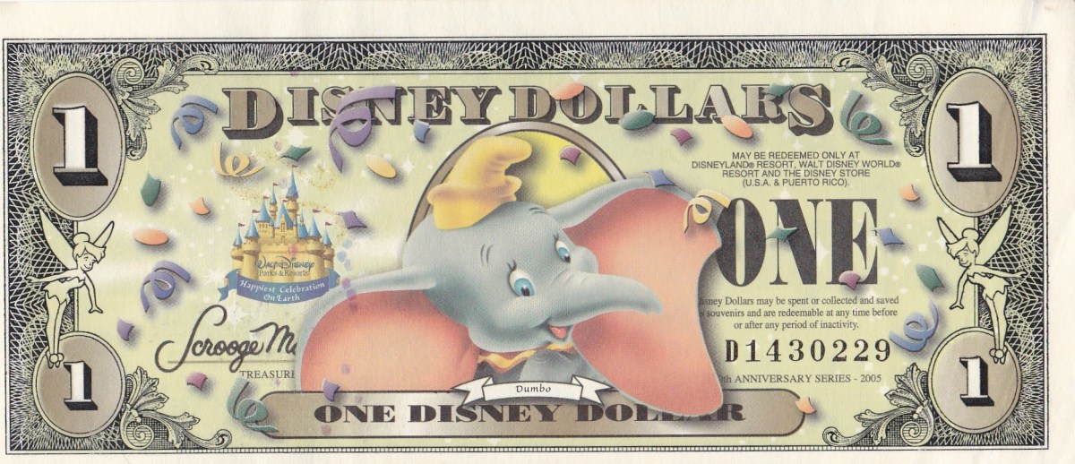 Money Saving Tips for Your Walt Disney World Vacation
