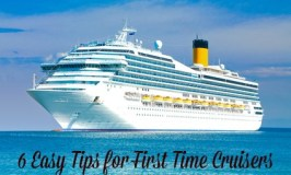 6 Easy Tips for First Time Cruisers