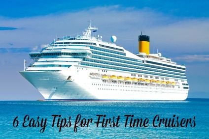 Tips First Time Cruisers
