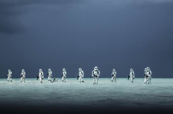 Darth Vader Rogue One Trailer