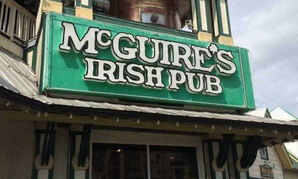 McGuires Irish Pub in Destin, Florida ~ A Million Dollar View!