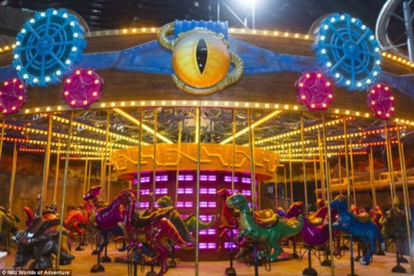 Dubai Worlds Largest Indoor Theme Park