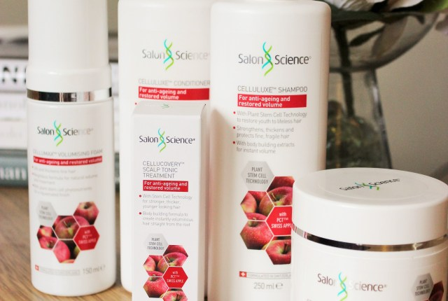 Salon Science Swiss Apple Haircare