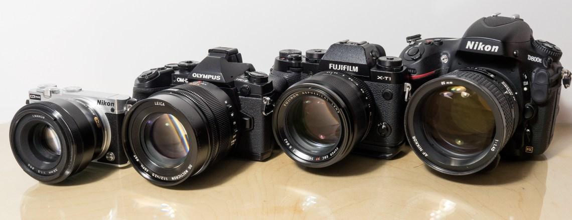 Nikon D500 – Das perfekte Portrait-Objektiv