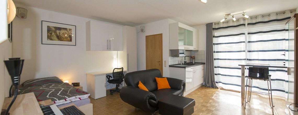 Die Projektwohnung in Mainz ist eröffnet