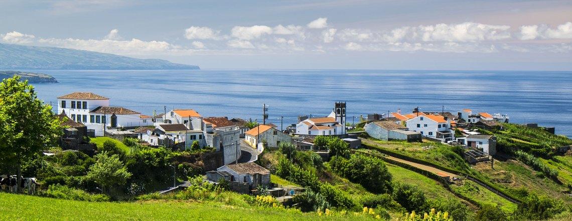 Von Lissabon auf die Azoren