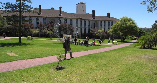University Rhodes - Top 10 Universities in Africa