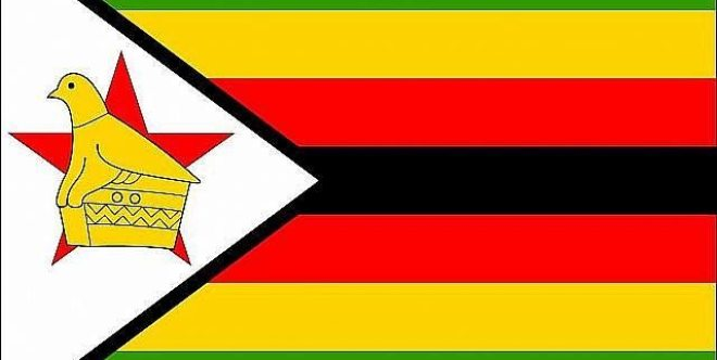 Zimbabwe Flag - 10 Most Technologically Advanced Countries in Africa
