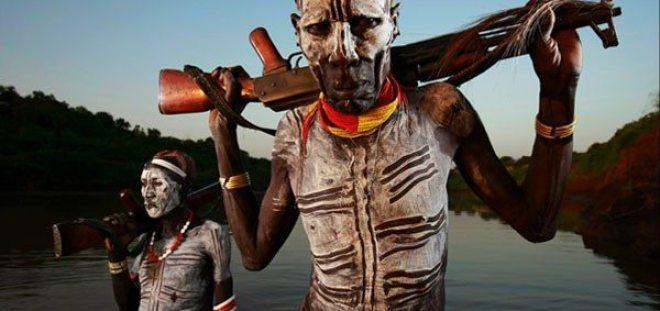 Omo River Region - Africa's popular tourist destinations