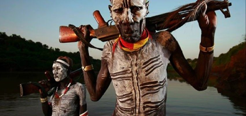 Omo River Region - Africa's popular tourist destinations