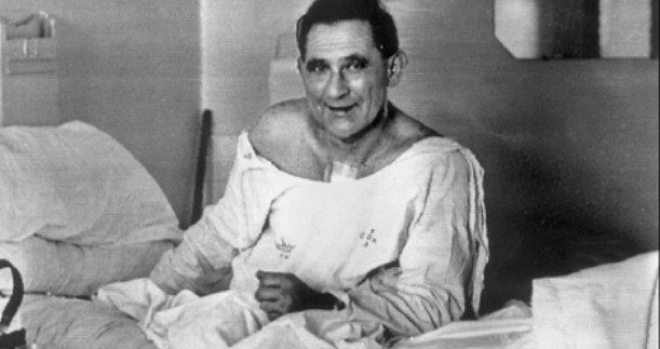 Lewis-Washkansky First Heart Transplant