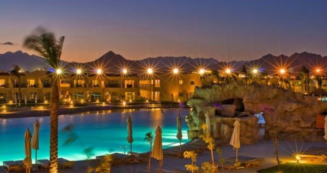 Sharm el-Sheikh, Sinai in Egypt
