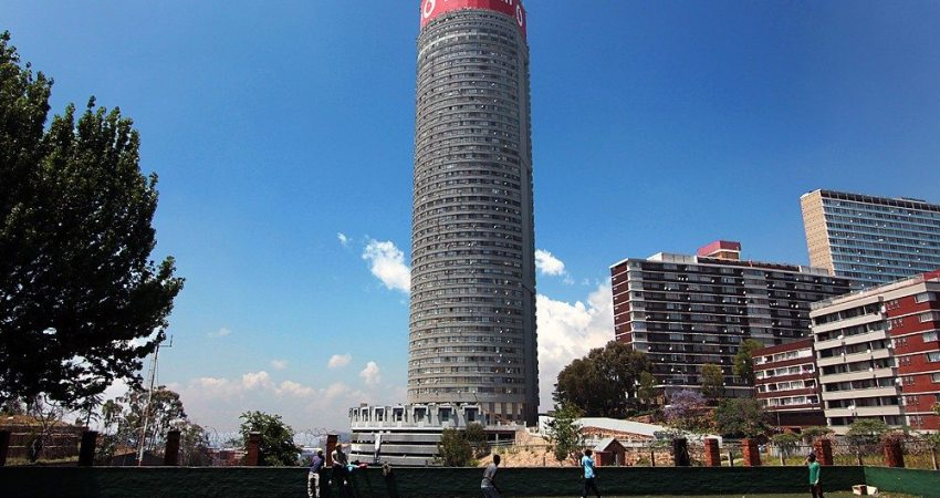 Ponte City Apartments - tallest buildings in Africa
