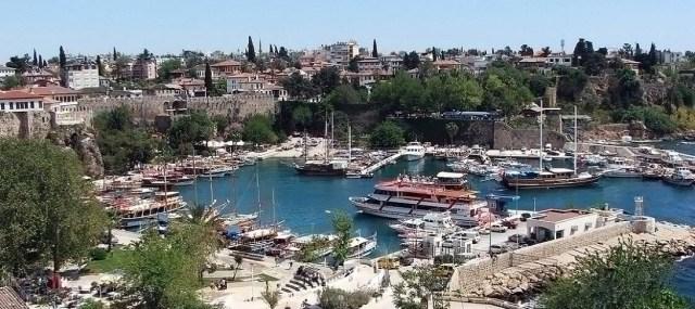 Antalya-Tarihi