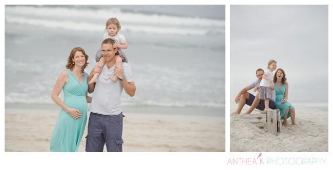 Beach photoshoot