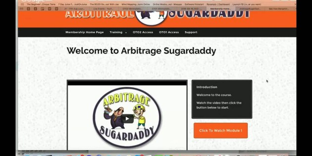 Arbitrage Sugar Daddy review and bonus