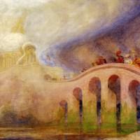 Hermann Linde, Der Tempel aus Goethes Märchen als Vorbild des Goetheanum