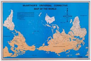 Universal Corrective Map