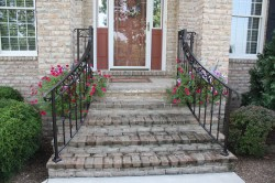 Small Of Wrought Iron Railings