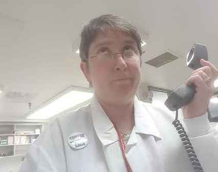 lab phone call