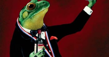 Sommelier--by-Will-Bullas-Frog-Art-Print