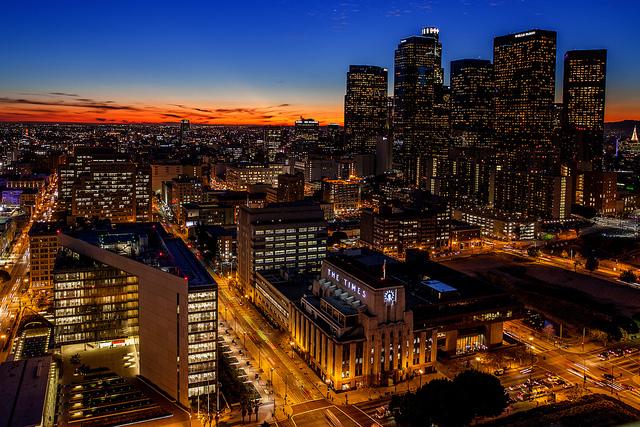 Λος Άντζελες – time lapse