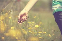 Θέλω να μου χαρίσεις κάτι.