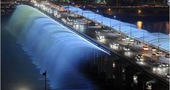 Γέφυρα Vapro στη Σεούλ - Νότια Κορέα